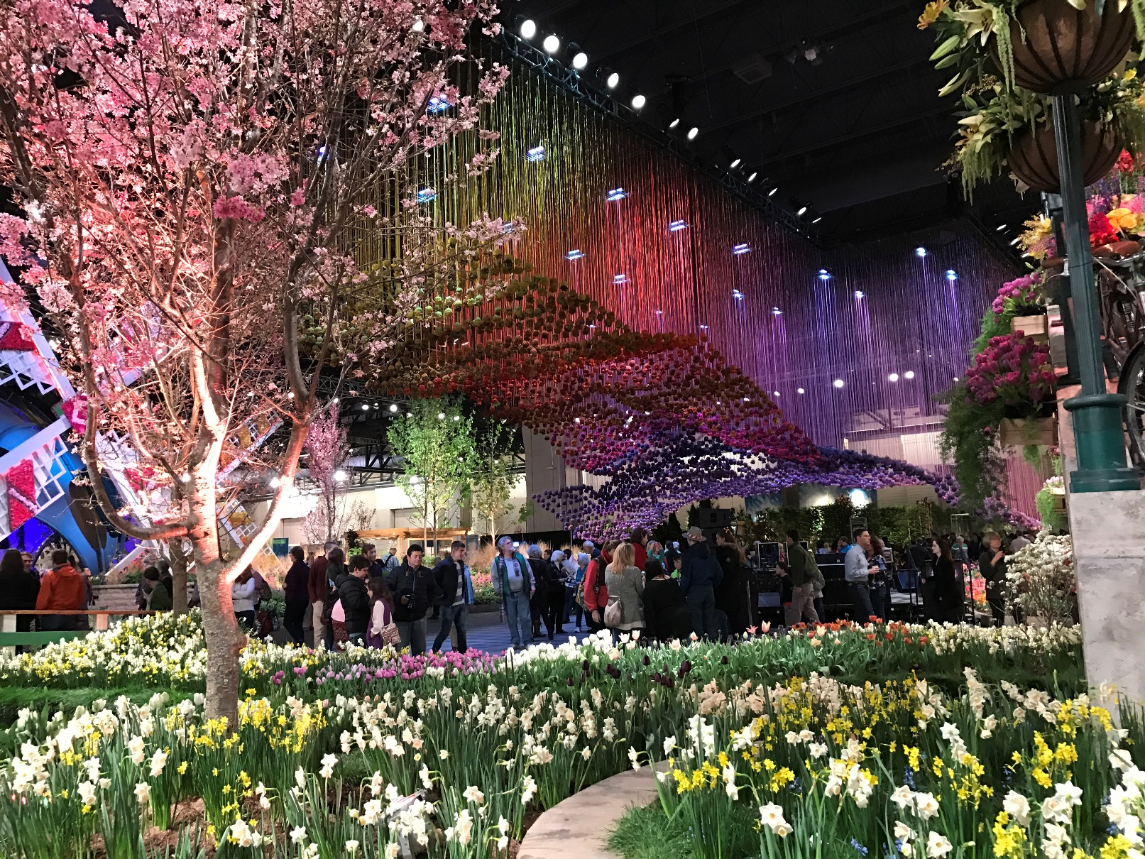Flower Show Insiders Guide