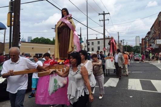 Procession of the Saints